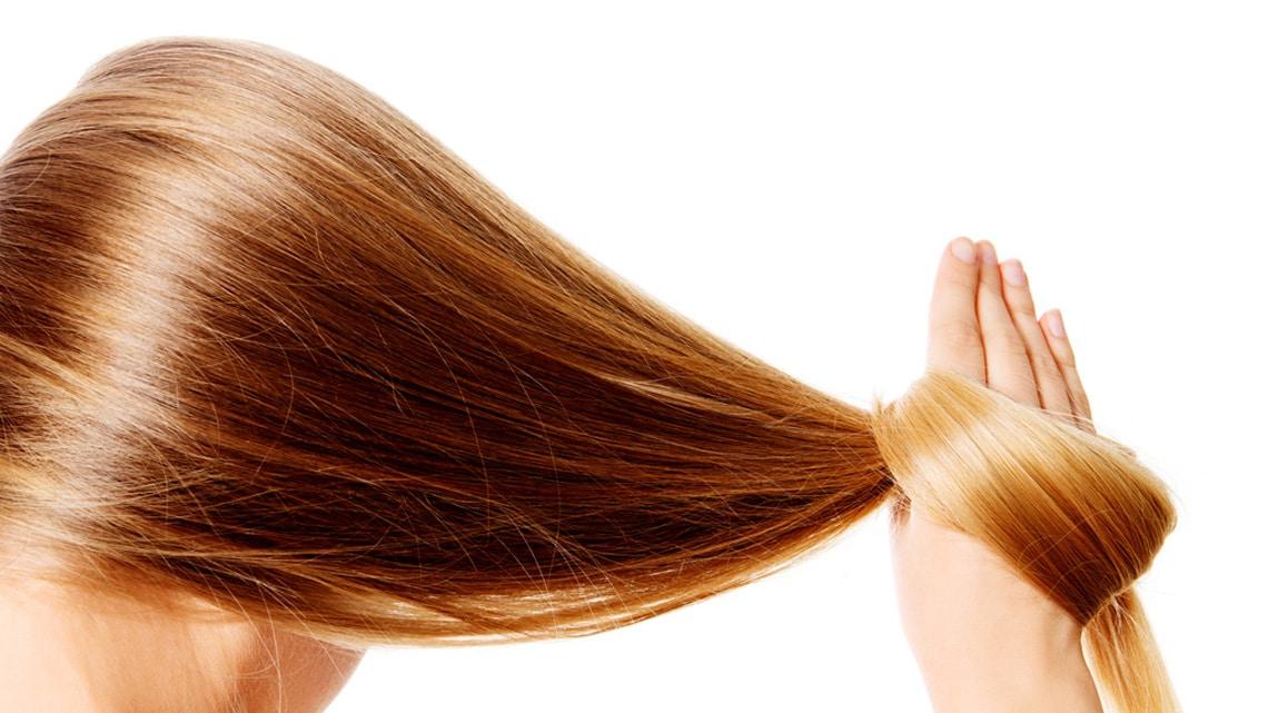 mantenere i capelli sani e lucenti