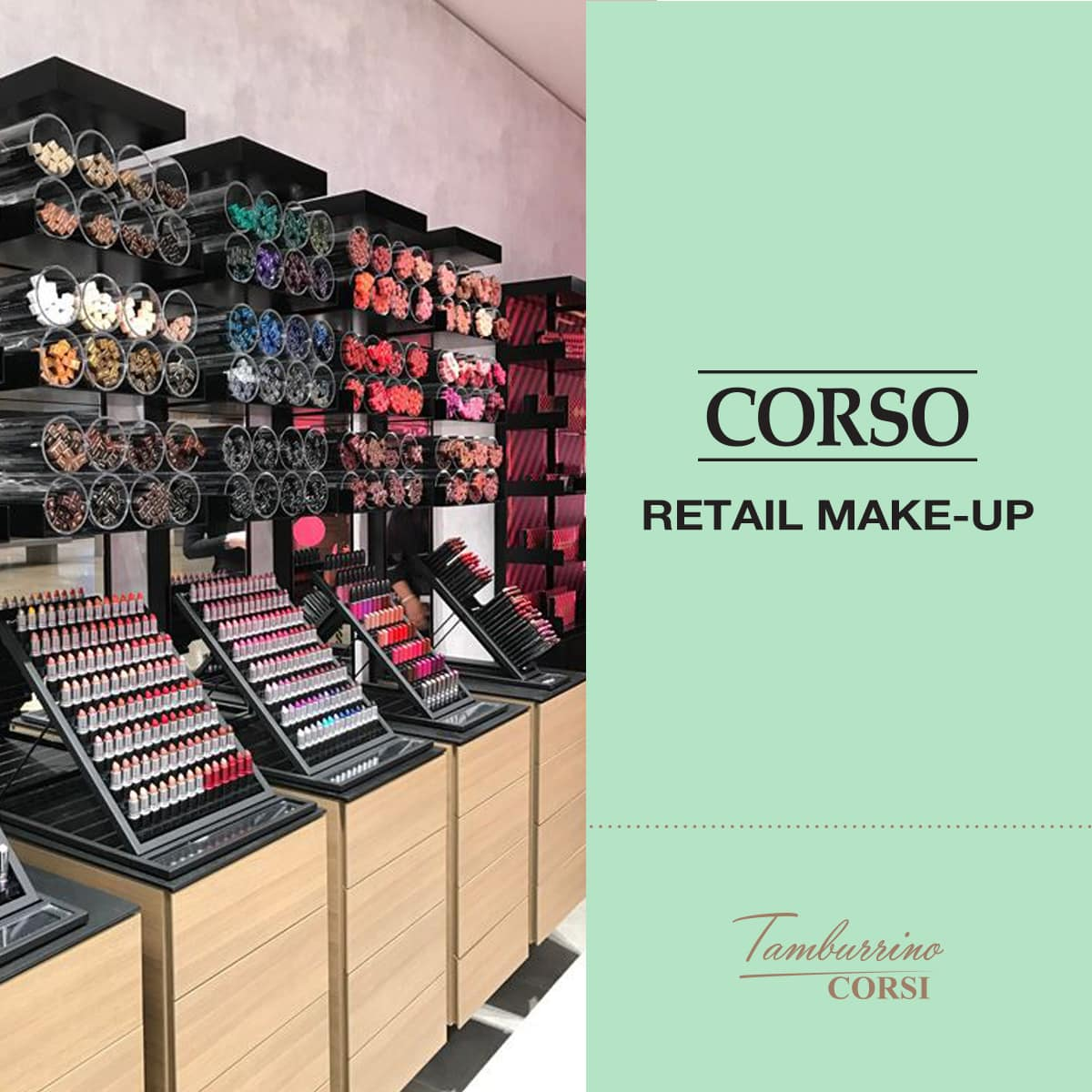 Corso Retail Make Up