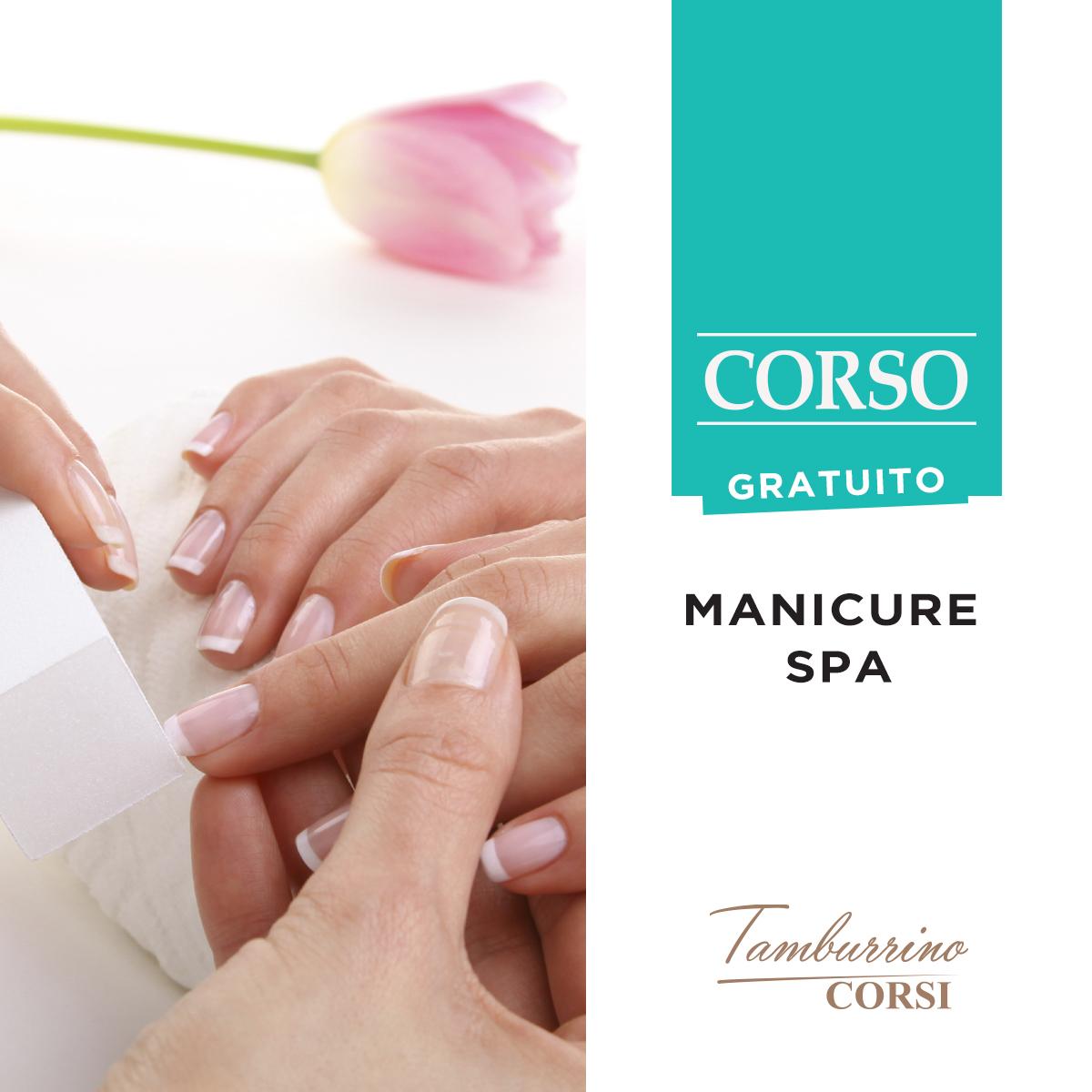 Corso Manicure Spa