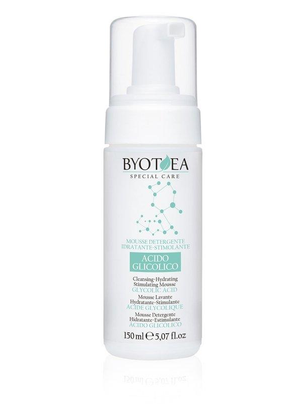 Byotea Mousse Detergente Idratante Stimolante