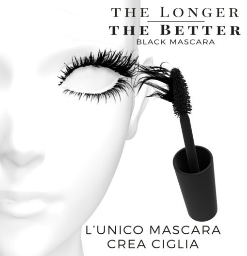 mascara layla the longer the better