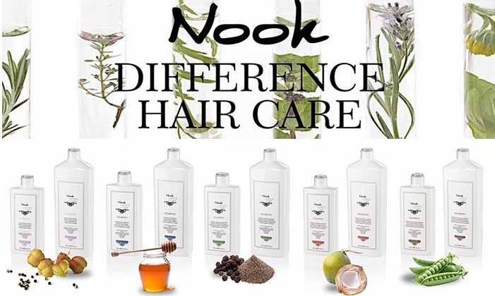 Linea Different hair care Nook